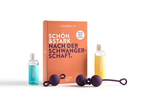 Amorelie Beckenbodentrainer Set 3x36g Liebeskugeln Kombinierbar...