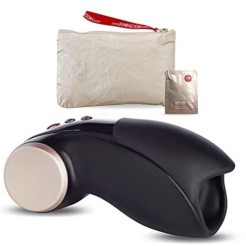 FUN FACTORY Vibrator 'COBRA LIBRE II' inkl. Beutel und Gleitgel -...