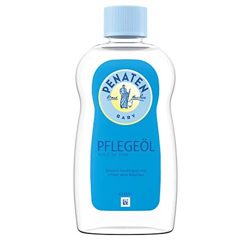 Penaten Babyöl, pflegendes Massageöl, bewahrt Feuchtigkeit und...