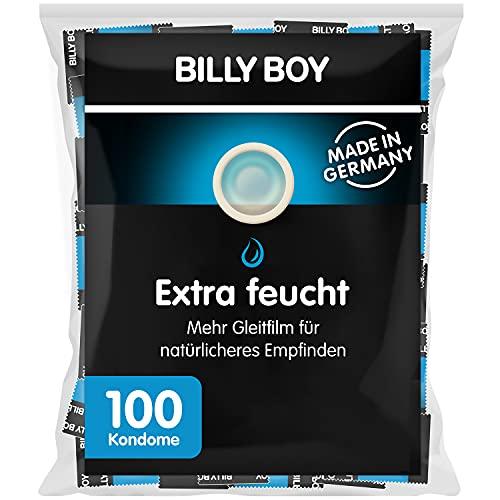 Billy Boy Extra Feucht Kondome mit Mehr Gleitfilm Premium...