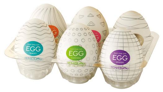 Eine Alternative zum Männervibrator - Die Tenga Eggs