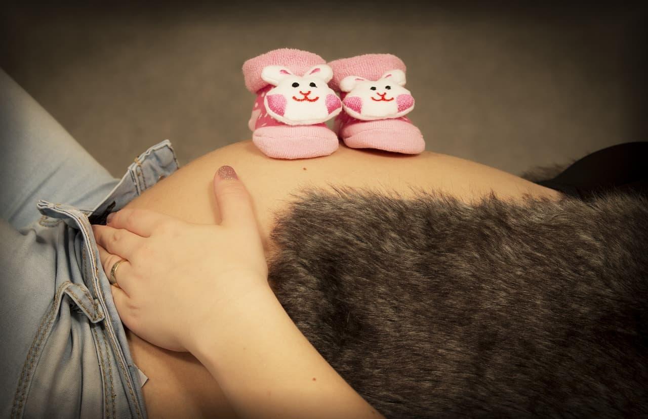 Liebeskugel im Einsatz - nach einer Schwangerschaft ein wichtiger Helfer